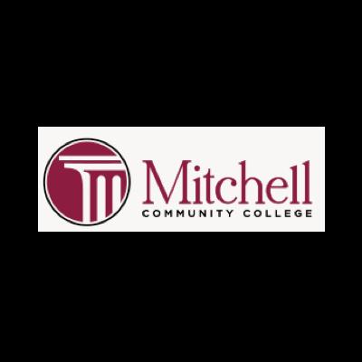 Mitchell Community College logo