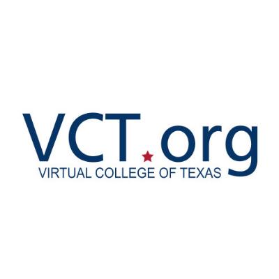 Virtual College of Texas logo