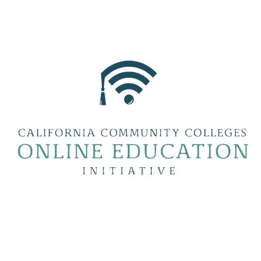California Community Colleges Online Education Initiative (OEI) logo