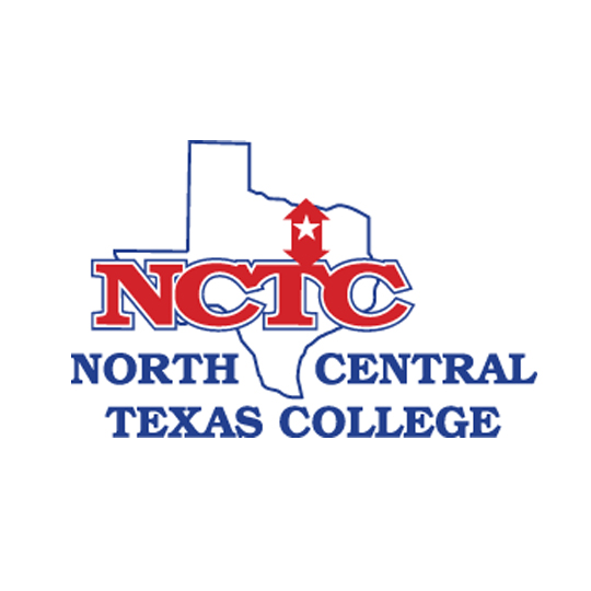 North Central Texas College logo