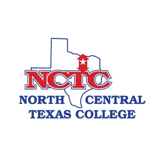 North Central Texas College logo