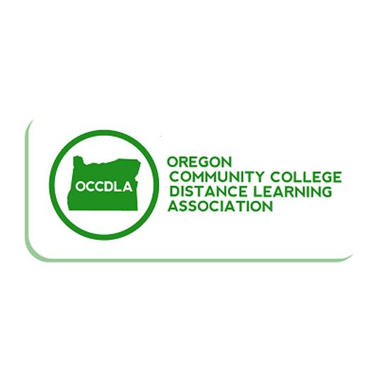 Oregon Community College Distance Learning Association logo