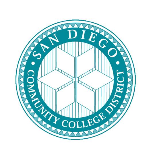 San Diego Community College District logo